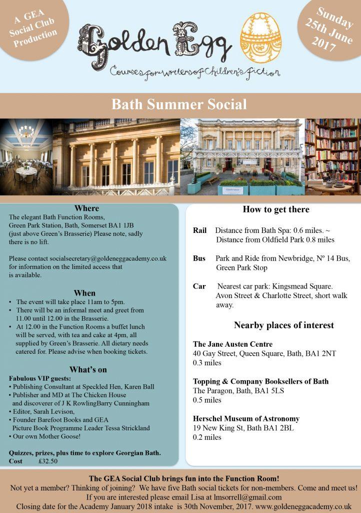 Bath Summer Social - v4